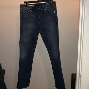 Gap jeans 27 petite perfect boot. New.